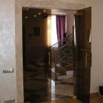 Скляні розпашні двері (10)