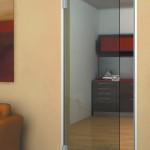 Скляні розпашні двері (6)