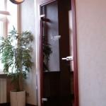 Скляні розпашні двері (7)