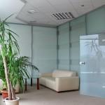 Скляні офісні перегородки (4)